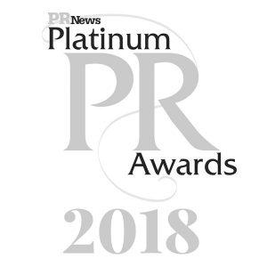 PR News Platinum Awards 2018